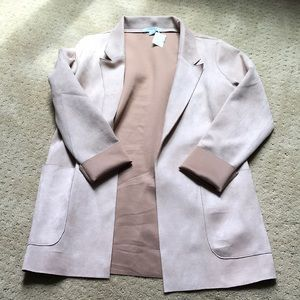 Jackets & Blazers - Adorable Pink Jacket